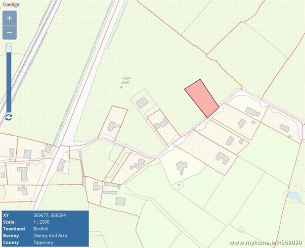 Ballyhane, Birdhill, Tipperary