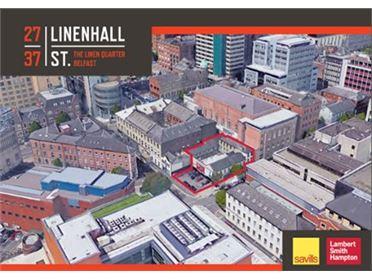 Photo of Linenhall Street, 27-37, Belfast, Co. Antrim