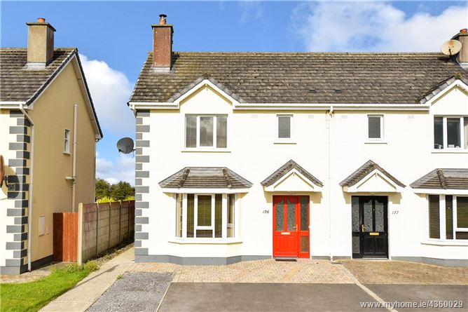 Main image for 136 Clochran, Kilcloghans, Tuam, Co. Galway, H54 ED78