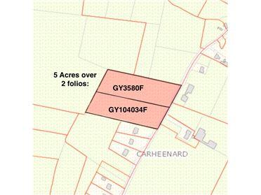 Image for 5 Acres At Carheenard, Caherlistrane, Co. Galway