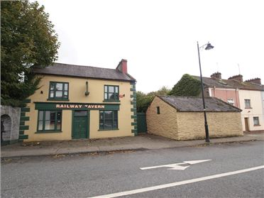 The Railway Tavern, Altamount Street, Westport, Mayo