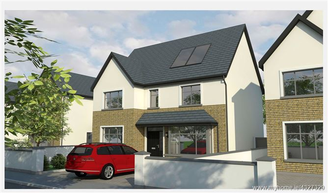 Main image for G1 House Type, 5 Bed Detached, Janeville, Carrigaline, Cork