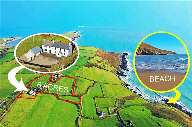 Main image for Atlantic View, Lackarour, Butlerstown, Bandon, West Cork