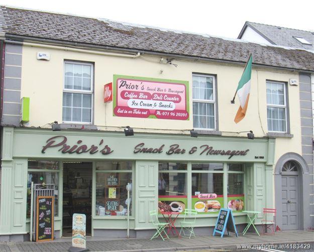 Main Street, Carrick-on-Shannon, Leitrim