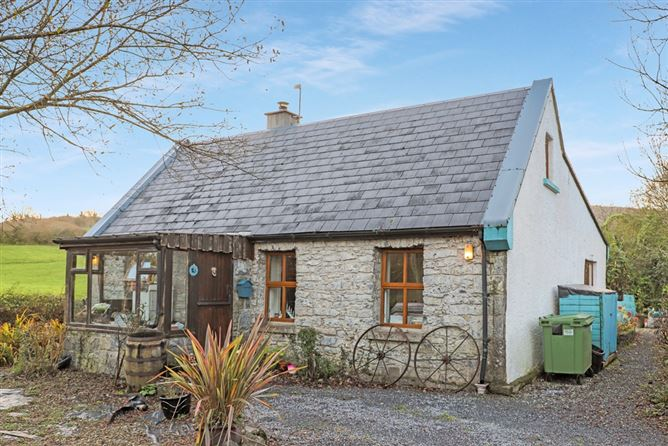 Rathborney Cottage, Ballyvaughan, Clare