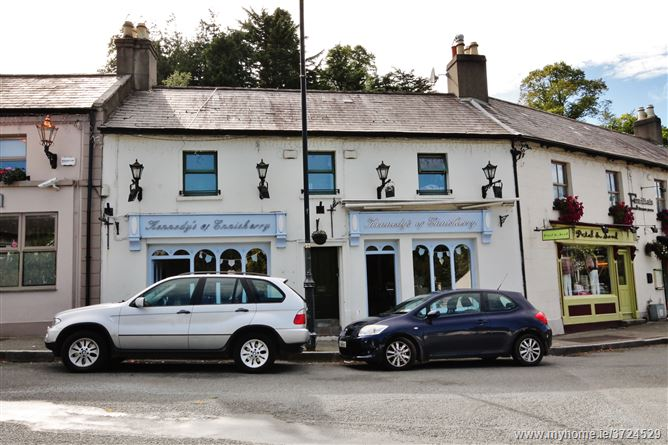 Kennedys Of Enniskerry, (Retail Unit with 1 bed Apartment) Church Hill , Enniskerry, Wicklow