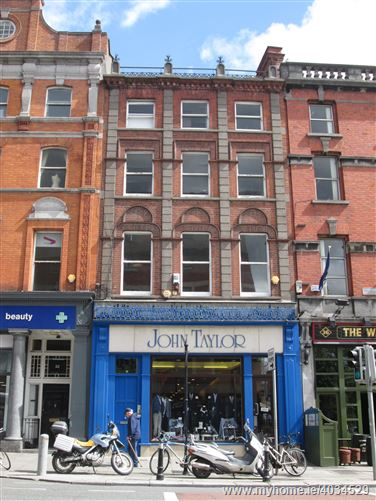 Upper Floors 34 Baggot Street, Ballsbridge, Dublin 4