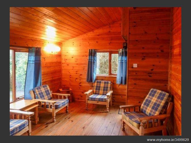 Main image for Cabin 2,Cabin 2, Cabin 2, Kilcorby Log Cabins, Kilcorby, Belturbet, Cavan, Ireland