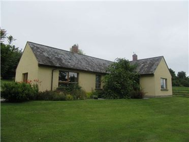 Photo of Clashnamrock Lodge (on 12¾ acres), Cappoquin, Waterford