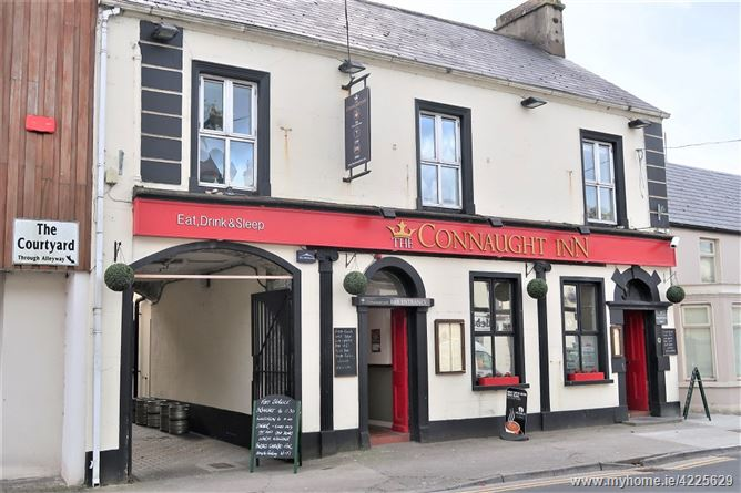 The Connaught Inn, Spencer Street, Castlebar, Mayo