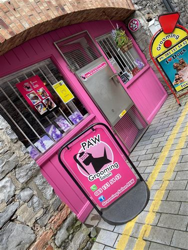 Main image for PAW Grooming Salon, Hogans Store, Fox's Bow, William Street, City Centre (Limerick), Limerick City