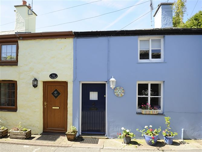 Main image for Blue Cottage, BEAUMARIS, Wales