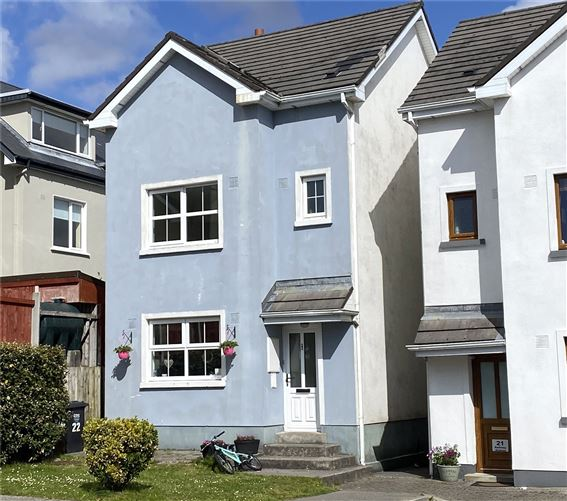 Main image for 22 Railway Avenue,Clifden,Co.Galway,H71 AE89