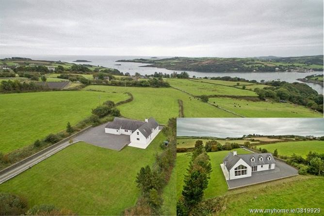Rushane House, Rushanes, Glandore, Co. Cork