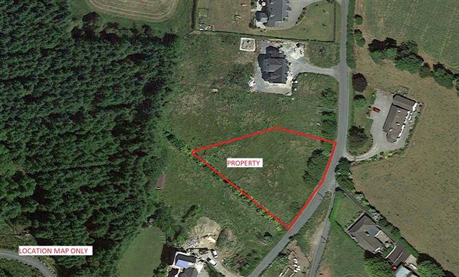 Main image for Land c.0.7 Acre/0.28 Ha., Donard Village, Donard, Wicklow