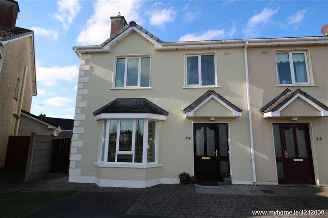 Main image of 24 Clochrán, Kilcloghans, Tuam, Galway