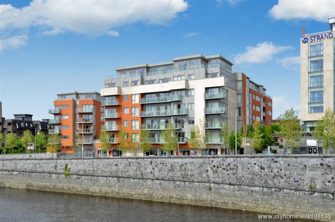 6 X 3 Bed Apartments (1 Lot)  at the Strand Complex, O'Callaghan Strand, Ennis Road, Limerick City