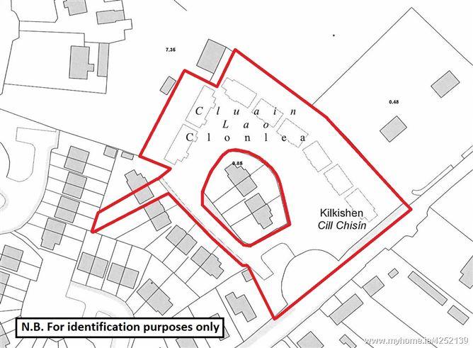 Lands comprised within part Folio CE34499F Cluain na Laoi, Kilkishen, Co. Clare