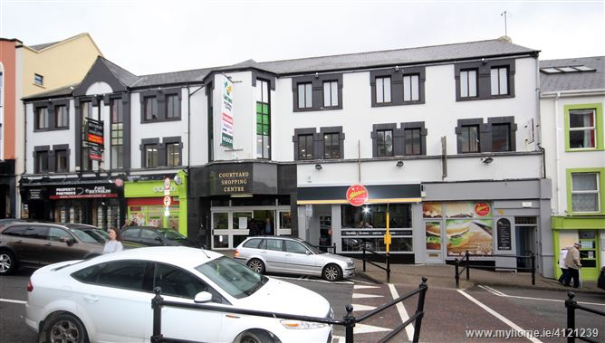 Main image of Unit 20 at The Courtyard Shopping Centre , Letterkenny, Donegal