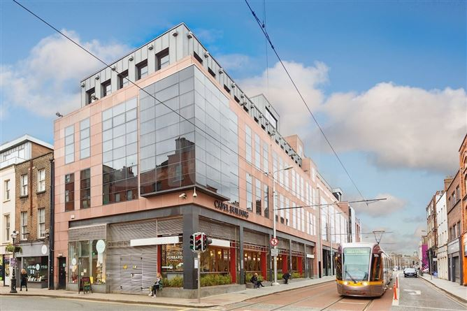 Main image for Units 102, 104 & 108, Capel Buildings, Dublin 1, Dublin