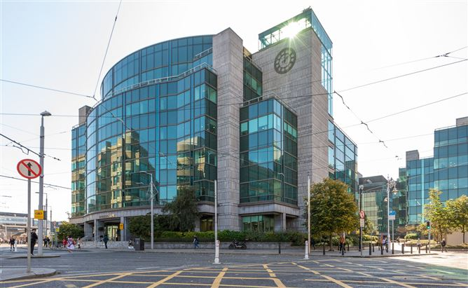 Main image for Part 4th Floor, La Touche Hosue, IFSC, Dublin 1