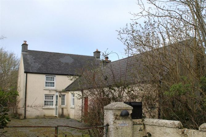 Farmhouse & Yard On 10.75 Acres At, Ballykilduff Upper, Tullow, Co. Carlow, R93 FH64