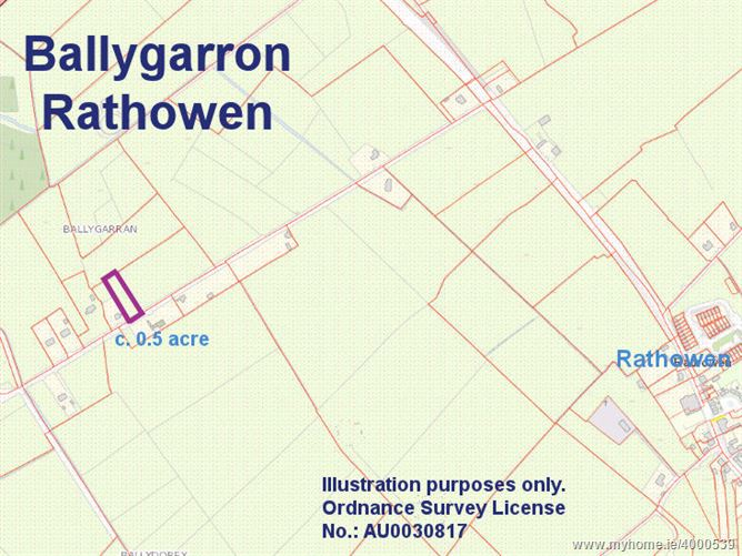 Main image for Ballygarron, Rathowen, Westmeath