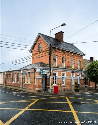 Bank of Ireland , Castle St., Ardee, Co. Louth