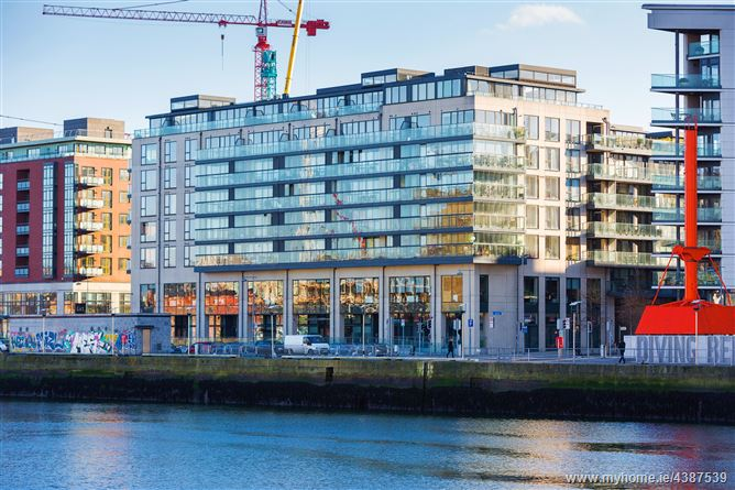 Main image for 23, Hanover Riverside, Sir John Rogerson's Quay, Grand Canal Dk, Dublin 2