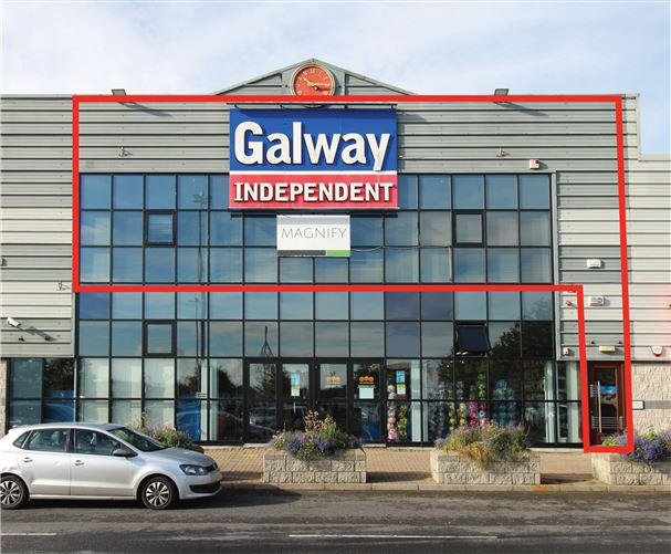 First Floor, Unit 4, Galway Retail Park