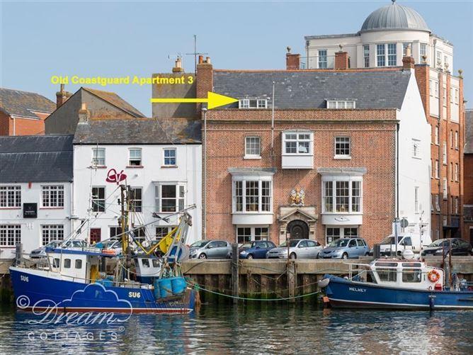 Main image for Old Coastguard Apartment 3, WEYMOUTH, United Kingdom
