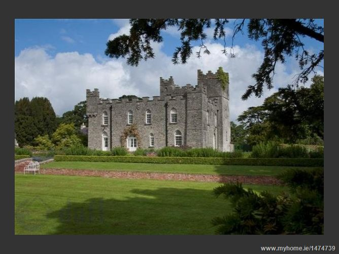 Knockabbey Castle, Ardee, Co. Louth