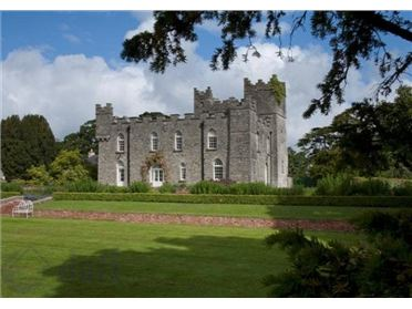 Photo of Knockabbey Castle, Ardee, Co. Louth