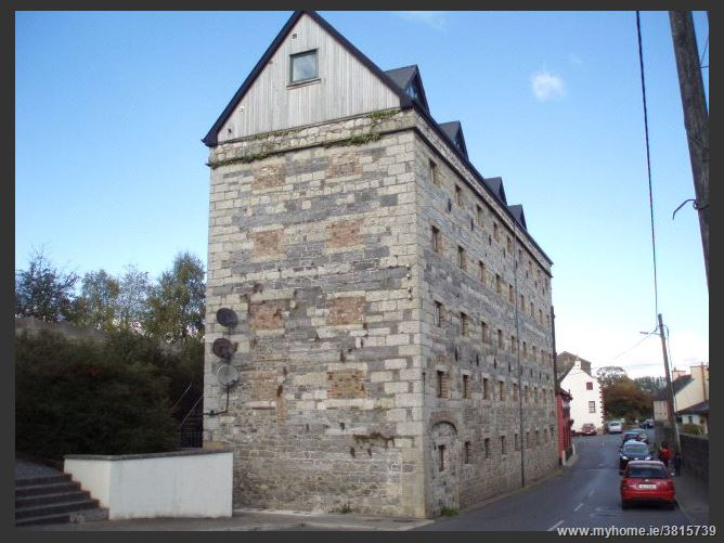 Apartment 5, The Old Mill, Church Street, Leighlinbridge