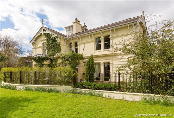 Richmond Park House, Richmond Hill, Monkstown, County Dublin
