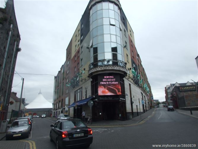 Property image of Serviced Offices, Penthouse Floor, Cornmarket Square, Limerick City, Limerick