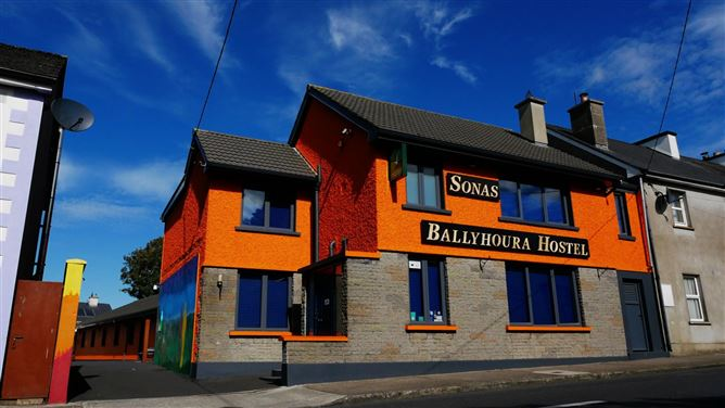 Main image for Ballyhoura Luxury Hostel,Sonas,  West End, Kilfinane,  Limerick V35 KX59