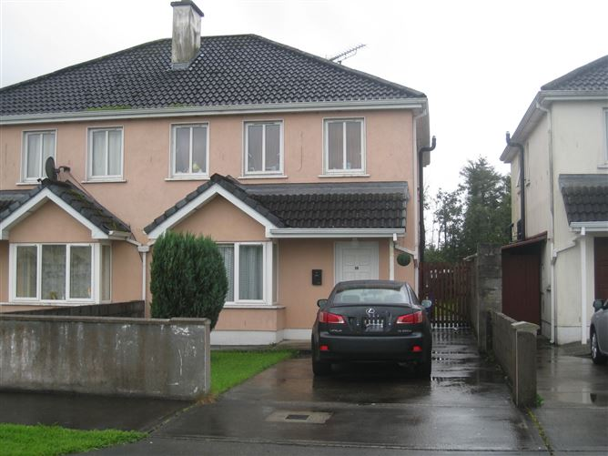 Main image for 25 Bracklin Park, Edgeworthstown, Longford