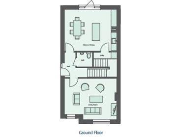 Ashfield, Ridgewood, Swords, Co. Dublin.Brand New 3 Bedroom Houses (Type B4)