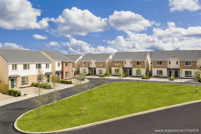 New 3 Bedroom Semi-Detached House Type B4, Ashfield, Ridgewood, Swords, County Dublin