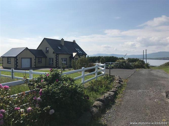 Seascape Cottage, Donegal