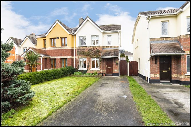 23 Warrenstown Walk, Blanchardstown, Dublin 15