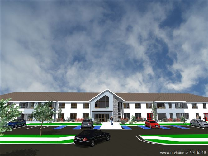 Oldtown Ready to Go Nursing Home Developement site, Cavan, Cavan