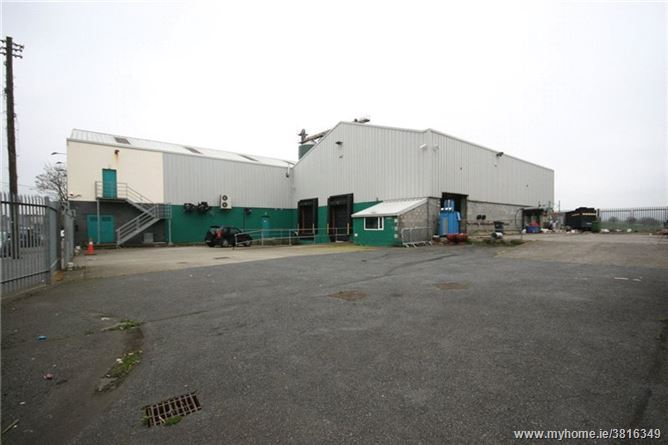 Industrial Warehouse, Quay Street, Dundalk, Co Louth