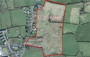 Development lands of circa 36 acres at Garrynacanty, Dundrum Road, Tipperary Town, Tipperary