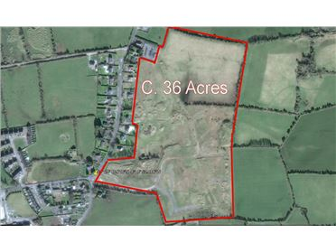 Main image of Development lands of circa 36 acres at Garrynacanty, Dundrum Road, Tipperary Town, Tipperary