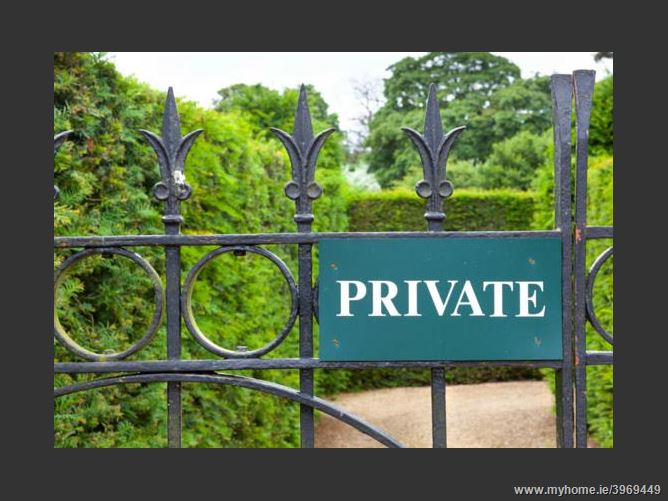 Private Sale, Enniskerry, Wicklow