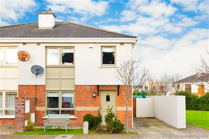 33 Willow Rise, Primrose Gate, Celbridge, Co. Kildare