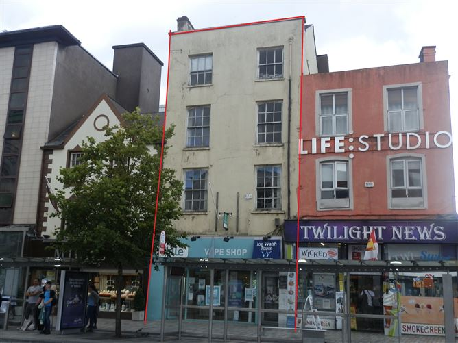 117 St Patrick's Street, City Centre Sth, Cork City