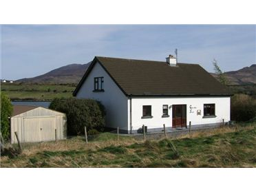 THE FLAT CRAB HOUSE, Cloghane, Co. Kerry